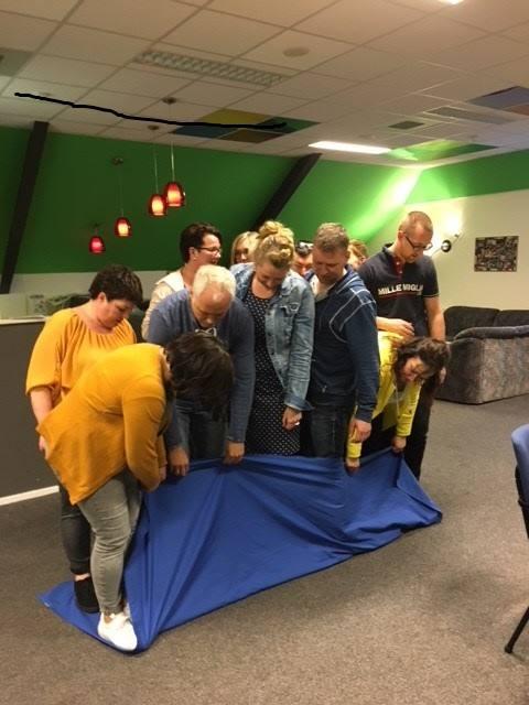 YMCA Jeugdwerk trainingen